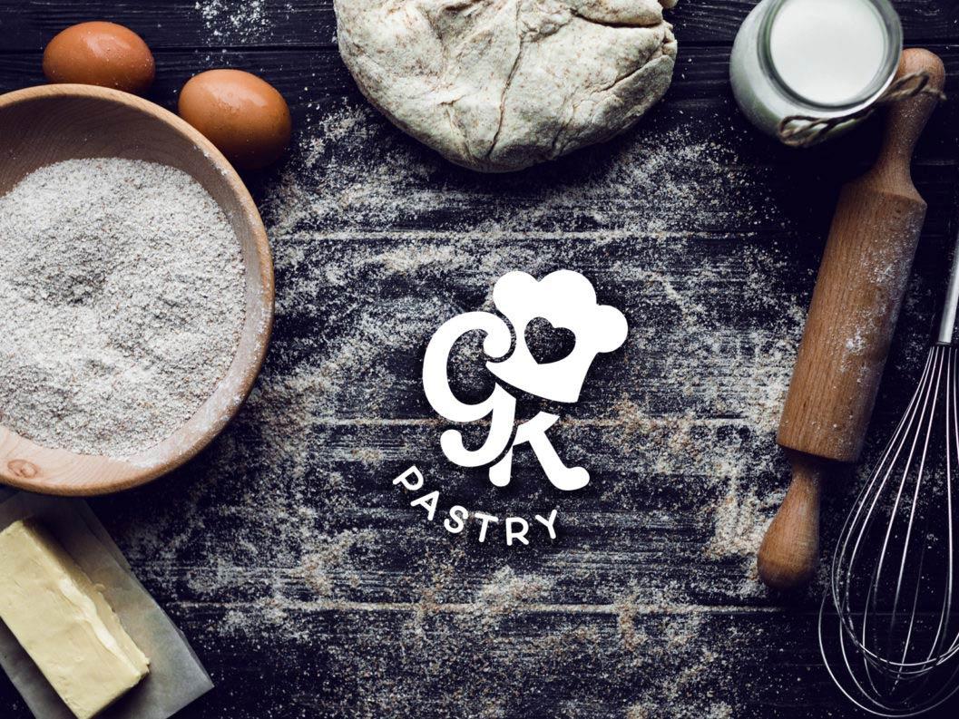 GK Pastry logo
