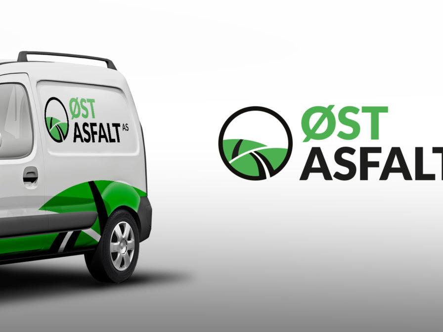 Øst Asfalt AS logo